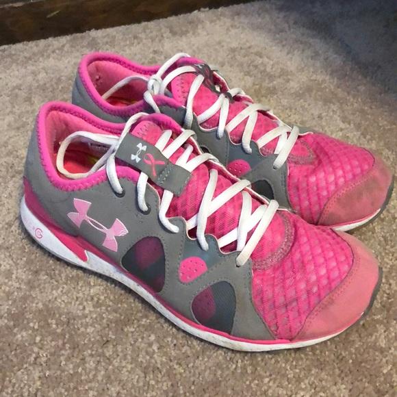 Running Breast Cancer Awareness